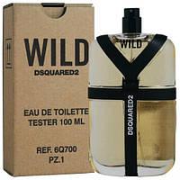 Dsquared2 Wild EDT 100ml TESTER (ORIGINAL)