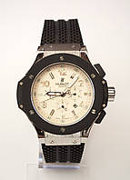 Мужские механические наручные часы Hublot Хублот (копия)