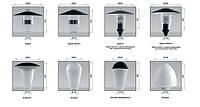 Рассеиватели для парковых светильников с фланцем 150