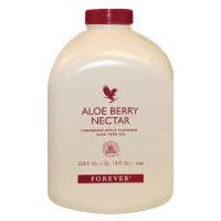 Для иммунитета сок Алоэ с яблоком и клюквой, Aloe Berry, 1л