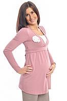 """Туника"""" Декор"""" 2в1:беременность и кормление"""