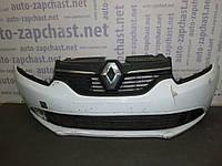 Б/У Бампер передний Renault LOGAN 2 2013- (Рено Логан 2), 620226895R (БУ-140857)