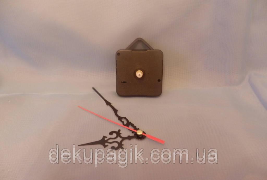 Часовой механизм со стрелками №1, М09