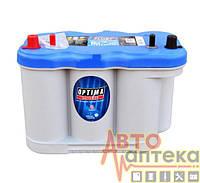 Аккумулятор OPTIMA BlueTop AGM BTDC-5.0L 6СТ-66Ah Аз ASIA (845EN) 827227000