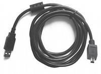 Кабель Gembird CC-USB2-AM4P-10 USB AM/Mini USB 4 pin 3.0M (не товарный вид упаковки)