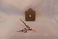 Часовой механизм со стрелками №1, М18