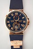 Мужские механические наручные часы Ulisse Nardin Улис Нардин (копия)