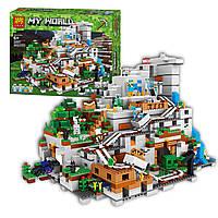 Конструктор Minecraft Горная пещера 33067 LELE