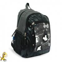 Рюкзак Olli Disney Mickey Mouse OL-3811-02 Черный с серым