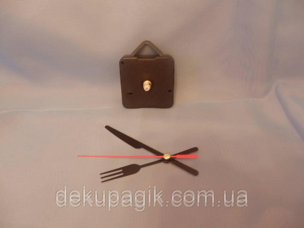 Часовой механизм со стрелками №2, М12