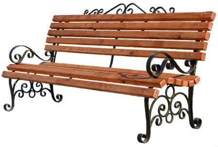 Металлические и кованные скамейки, лавочки