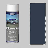Аэрозольная авто краска металлик Mixon Spray Metallic. Чароит 408 400 мл.