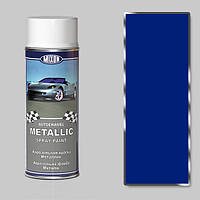 Аэрозольная автомобильная краска металлик Mixon Spray Metallic. Мускари 426 400 мл.