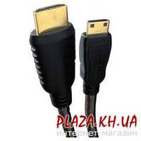 Кабель Viewcon Кабель Viewcon HDMI to mini HDMI A to C 1.8m VD091