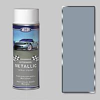 Аэрозольная автомобильная краска металлик Mixon Spray Metallic. Электрон 415 400 мл.