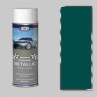 Автоэмаль аэрозольная металлик Mixon Spray Metallic. Адрия 400 мл.