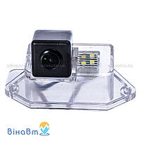 Камера заднего вида Fighter CS-CCD+FM-40 для Mitsubishi Lancer 2007-2011