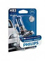 Лампа галогеновая Philips HB3 WhiteVision +60% (9005WHVB1)