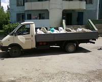 Вывоз строительного мусора газелью в Херсоне
