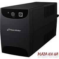 ИБП PowerWalker ИБП PowerWalker PW.VI 650 SE U (10120048) 650VA 360W batt 12V/7Ah, output 2xSchuko, RJ11/45 in/out surge prot