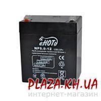Аккумуляторная батарея для ИБП Enot Аккумуляторная батарея для ИБП Enot NP5.0-12 12V 5Ah