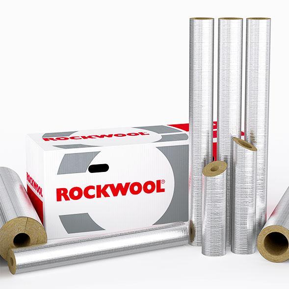 ROCKWOOL 800 [Внутренний диаметр цилиндра(15м)  /Толщина изоляции (мм) 40 ]