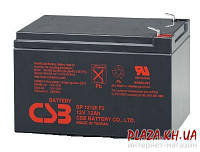 Аккумуляторная батарея для ИБП CSB Аккумуляторная батарея для ИБП CSB 12120 F2 12V 12AH
