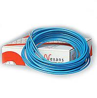 Одножильный нагревательный кабель для снеготаяния Nexans TXLP/1R 640/28