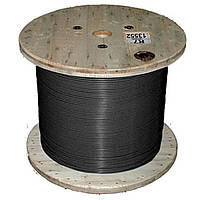 Одножильный нагревательный кабель для снеготаяния Nexans TXLP 1.4 OHM/M BLACK