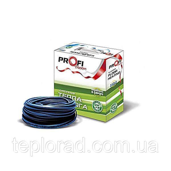 Двужильный нагревательный кабель ProfiTherm 2  19/2600