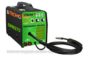 Зварювальний інверторний напівавтомат Stromo SWM 270 MIG/ММА При оплаті на карту-для Вас ОПТОВА ЦІНА