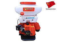 Мотообприскувач 3WF3, 2,2 кВт/3к.с, 14л ТМFORTE