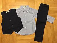 Костюм- тройка для мальчиков F&D 1-5 лет, фото 1