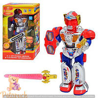 Детский игрушечный робот М 99001