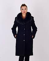 Пальто зимнее из вареной шерсти