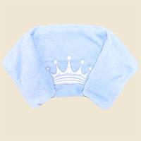 Плед детский теплый одеяло для новорожденного в роддом велсофт