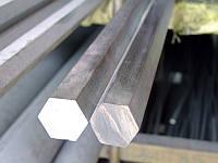 Луч шестигранник сталь 20 и ст35 и шестикутник 40х и 45 опт и розница порезка и доставка