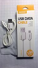 USB дата кабель Remax micro