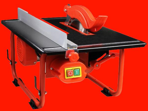 Настольная циркулярная пила на 1 кВт, 200 мм Sakuma TS200