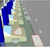 Разработка индивидуального решения по освещению офисных и промышленных помещений