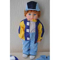 Кукла Женя с комплектом одежды
