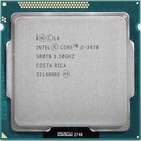 Процессор 4 ядра Intel CORE i5-3470 3.20GHz LGA1155