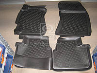 Коврики в салон автомобиля Subaru Forester 2008- (пр-во Петропласт)