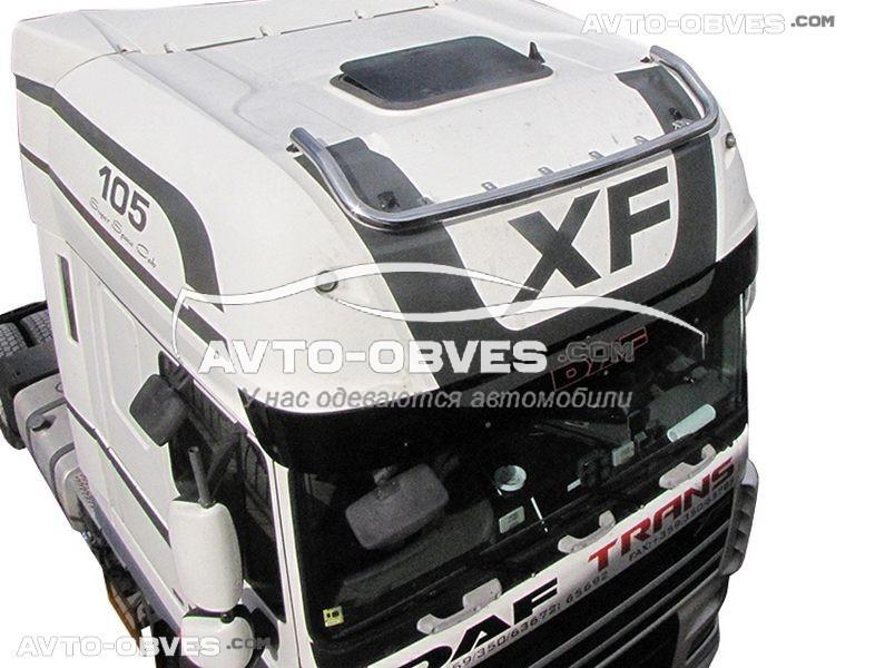 Держатель под фары DAF XF 105 \ CF 105 крыша супер спейс -> Новая услуга - установка диодов