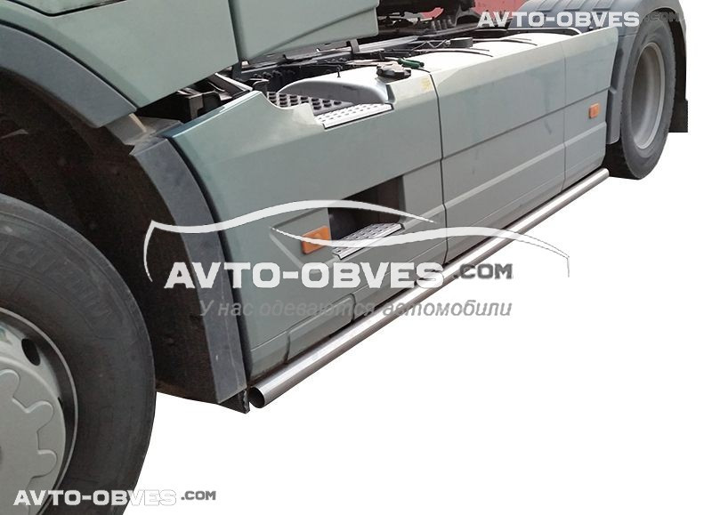 Бічний захист Volvo FH12 -> Нова послуга - встановлення діодів