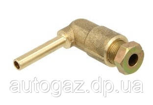 Уголник для мультиклапана М12 д6 GZ-15-75 (шт.), фото 2