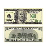 "Сувенир ""100 долларов"""