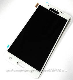 Дисплей Samsung Galaxy J5 2016 SM-J510 complete with touch White ( TFT )