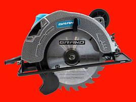Дисковая пила 2.15 кВт 185 мм GRAND ПД-185-2150