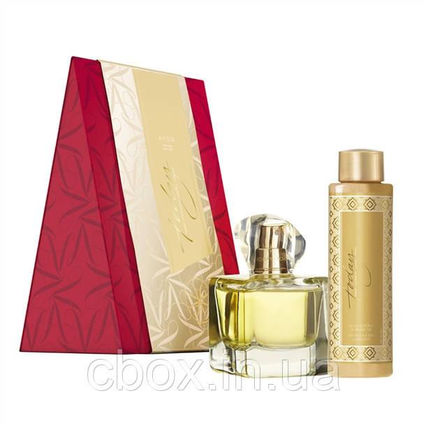Парфюмерно-косметический набор женский Today, Avon, Эйвон, Тудей, 20720, парфюмерная вода и гель для душа